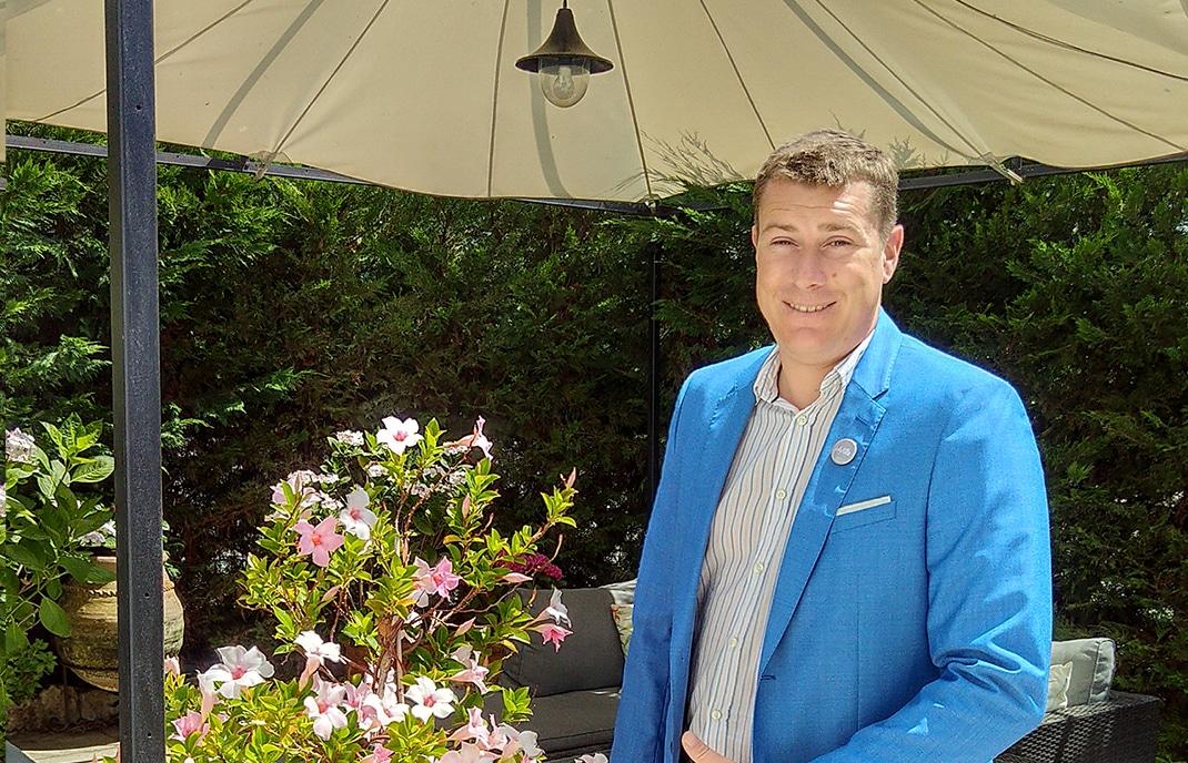 Forent directeur La villa Cannes